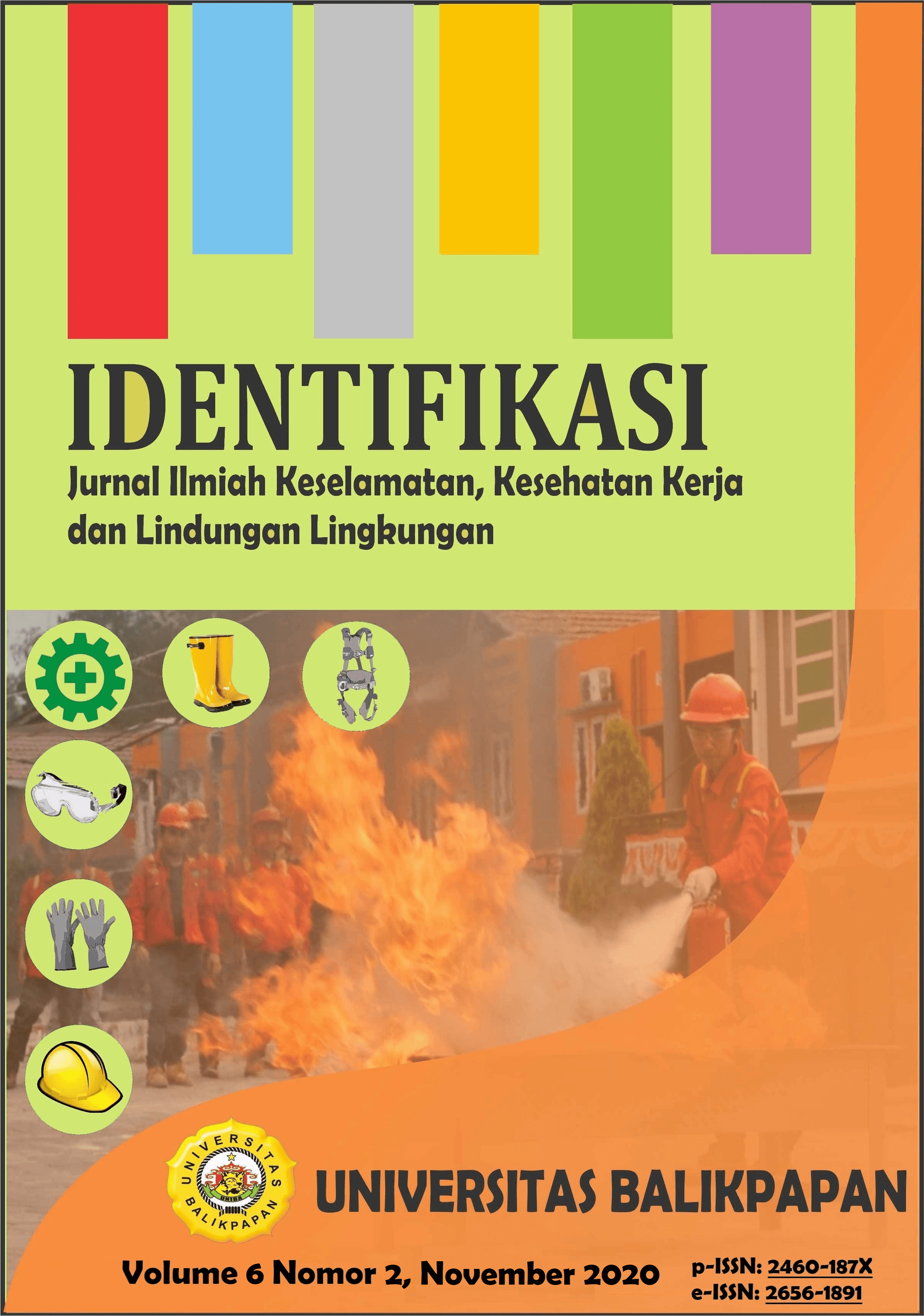 View Vol. 6 No. 2 (2020): IDENTIFIKASI